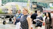HCMC War Remnants Museum receives a huge of foreign arrivals