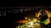 Ninh Kieu harbour in Can Tho city at night. The city will organise a lantern night festival from August 19-21 in Ninh Kieu district. (Photo: vov.vn)