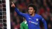 Willian vẫn chơi tốt ở Chelsea