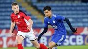 Tiền vệ Leon James sang Nha Trang cùng đội U19 Thái Lan