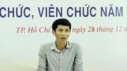 Trưởng bộ môn boxing TPHCM, ông Phạm Thanh Hải (đứng) được cho là đã bỏ việc không lý do.