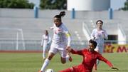 Huỳnh Như ổn định phong độ với 6 bàn qua 2 trận. Ảnh: Đoàn Nhật