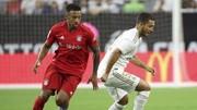 Eden Hazard có màn ra mắt không nhiều ấn tượng cùng Real Madrid. Ảnh: Getty Images