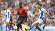 Paul Pogba (trái, Man United) sẽ thể hiện đẳng cấp của mình.