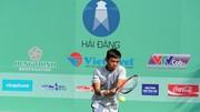Lý Hoàng Nam đang tìm danh hiệu quốc tế đầu tiên trong năm nay.