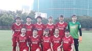 Bóng đá nữ Việt Nam sẽ có 1 năm bận rộn. Ảnh :ĐOÀN NHẬT