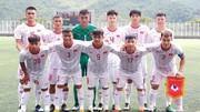 Đội U18 Việt Nam. Ảnh: Nhật Đoàn