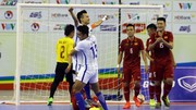 Đội Việt Nam có cơ hội đòi lại món nợ trước Malaysia ở vòng đấu bảng. Ảnh: DŨNG PHƯƠNG