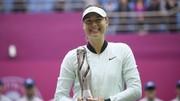 Sharapova lên ngôi ở Tianjin Open 2017