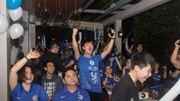 Niềm vui vỡ òa của Fan Chelsea