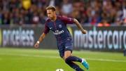 Neymar trong màu áo Paris Saint Germain. Ảnh: Getty Images.