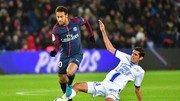 Neymar tỏa sáng ở trận thắng Troyes. Ảnh: Getty Images.
