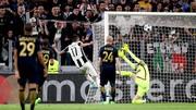 Mario Mandzukic (số 17) ghi bàn mở tỷ số 1 - 0 cho Juventus. Ảnh: Dailymail