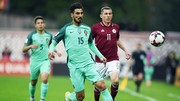 Bồ Đào Nha (trước) không có nhiều xáo trộn đội hình ở Confederations Cup 2017