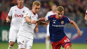 CSKA Moskva (phải) đang là đội được đánh giá cao hơn so với đội chủ nhà.