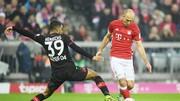 Bayern Munich (phải) có khả năng khởi đầu mùa bóng bằng một chiến thắng trước Leverkusen.