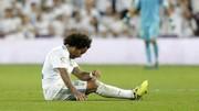 Marcelo đã gặp chấn thương. Ảnh: Getty Images