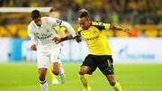 Real (trắng) sẽ gặp khó trước Dortmund. Ảnh: Getty Images