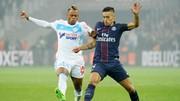 """Trong những năm gần đây, Marseille (trái) luôn lép về trước Paris SG ở những trận """"kinh điển"""". Ảnh: Getty Images"""