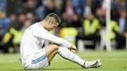 Ronaldo thất vọng khi không ghi bàn.  Ảnh: Getty Images