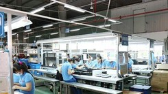 Goldsun Plant, one of suppliers of Samsung Vietnam (Photo: SGGP)
