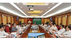 Thông cáo của Ủy ban Kiểm tra Trung ương về kỳ họp thứ 32