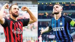 Trận derby thành Milan: Bao giờ cho đến ngày xưa