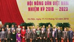 Lãnh đạo Đảng, Nhà nước với các đại biểu dự Đại hội Hội nông dân Việt Nam nhiệm kỳ 2018-2023
