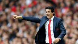 HLV Unai Emery đang dần thu về những kết quả ấn tượng cùng Arsenal. Ảnh: Getty Images