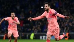 Lionel Messi tiếp tục viết nên lịch sử bằng những kỹ năng kỳ diệu. Ảnh: Getty Images