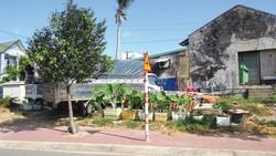 Một góc khu K ở Côn Đảo