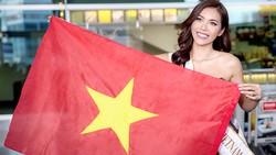 Người đẹp Minh Tú, đại diện Việt Nam đang chinh chiến tại cuộc thi Miss Supranational - Hoa hậu Siêu quốc gia 2018