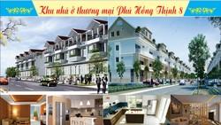 Dự án Phú Hồng Thịnh: Giao nền liền tay cầm ngay chủ quyền