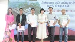 """Bình Dương: Thêm những khu đất được Công ty Phú Hồng Thịnh """"thay áo mới"""""""