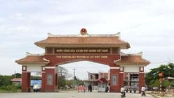 Cửa khẩu quốc tế Bình Hiệp (Long An)