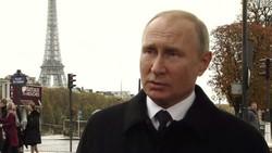 Tổng thống Nga Putin. Ảnh: RT.