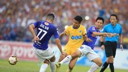 Lịch vòng 20 Nuti Cafe V.League 2018: FLC Thanh Hóa tiếp Hà Nội, Bình Dương gặp SHB Đà Nẵng