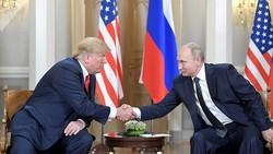 Tổng thống Mỹ Donald Trump hội đàm với Tổng thống Nga Vladimir Putin tại Helsinki, Phần Lan