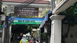 Trường ĐH Tài nguyên và Môi trường TPHCM tại quận 3
