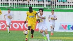 Lịch thi đấu vòng 21 Nuti Cafe V.League 2018: Hoàng Anh Gia Lai tiếp FLC Thanh Hóa