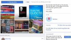 Sôi động thị trường sách online