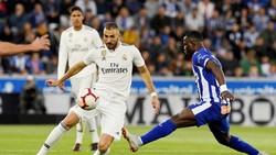 Benzema và đồng đội nhiều khả năng sẽ giành trọn 3 điểm trên sân của Huesca