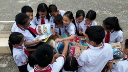 Ra mắt Dự án sách hay dành cho học sinh tiểu học