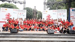 Dai-ichi Life vinh dự là nhà tài trợ Vàng cho Giải chạy tiếp sức Vietnam Kizuna Ekiden 2018