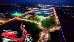 Nhà máy  VinFast eScooter hiện đại bậc nhất Đông Nam Á