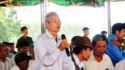 Tạm dừng dự án điện mặt trời, tìm sự đồng thuận của dân