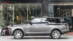 Range Rover Autobiography LWB Black Edition giá 8 tỷ -  chỉ sản xuất 100 chiếc