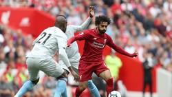 Mo Salah đã ghi bàn sớm cho Liverpool.