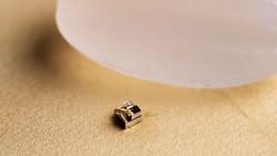 Máy tính nhỏ nhất thế giới chỉ bằng một góc hạt gạo