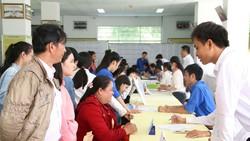 Đại học Trà Vinh lấy điểm sàn từ 14 đến 18 điểm